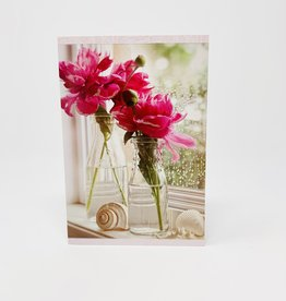 Pictura glitter flowers in Vase