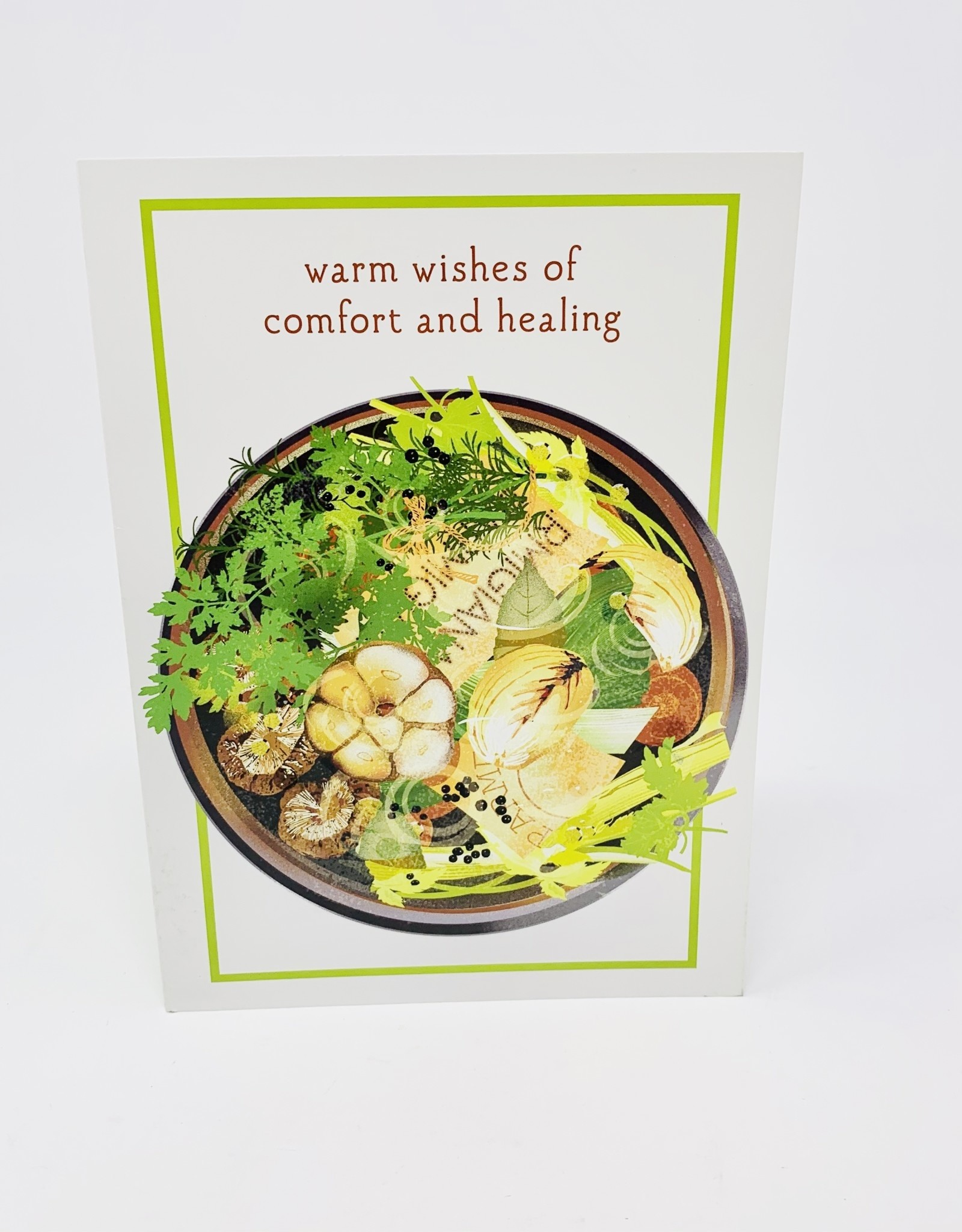 Studio Eleven Paper Healing broth