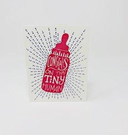 Design Design Girl Bottle