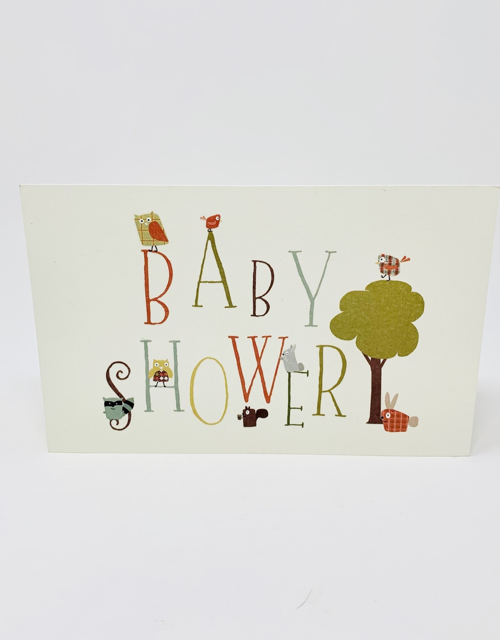 Design Design Baby Shower w/ Animals