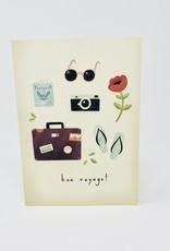 Design Design Travel items-Bon Voyage
