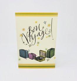 Notes & Queries Bon Voyage-Suitcases