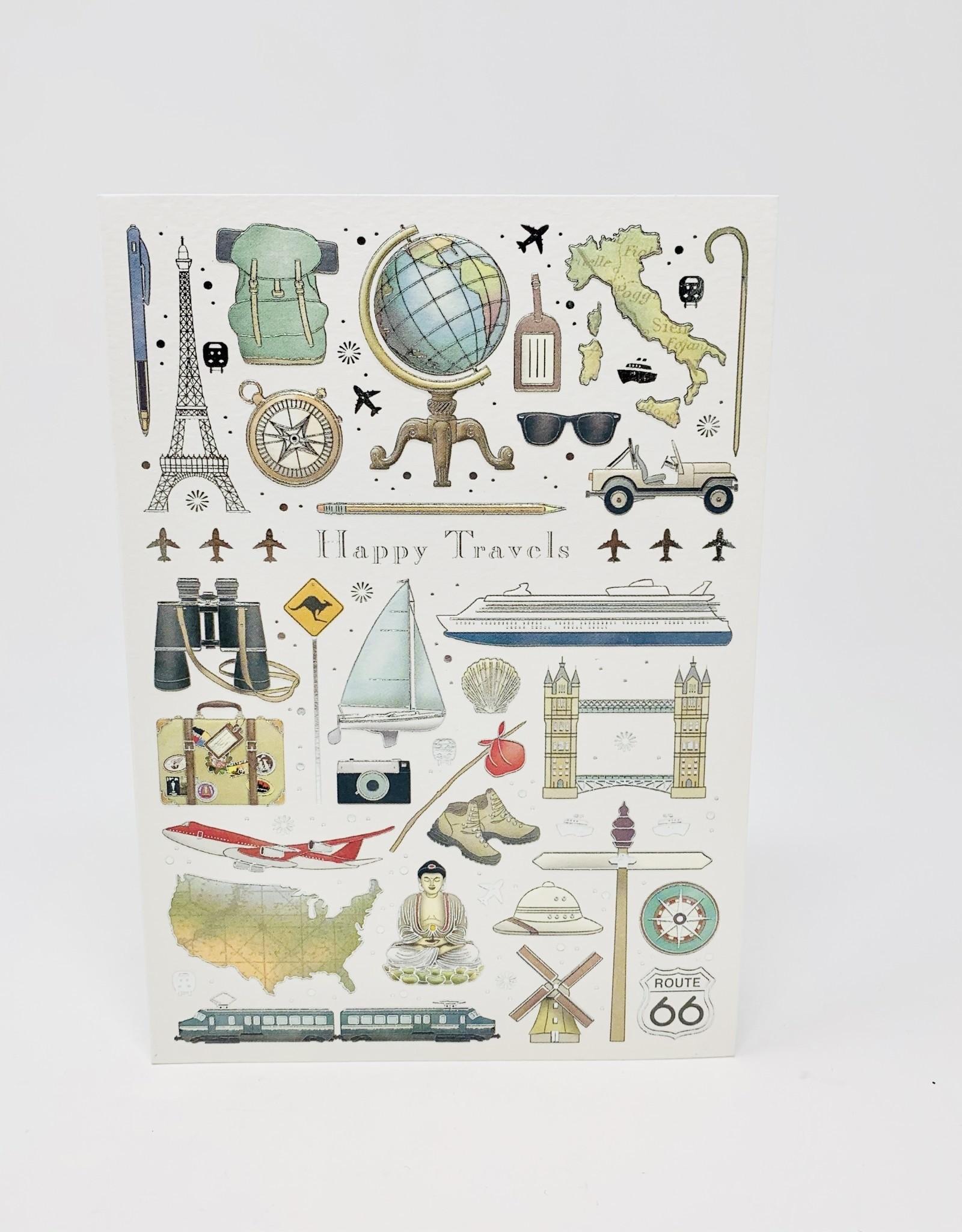 Design Design Happy travels
