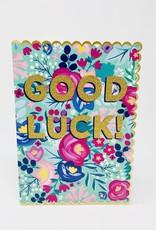 Notes & Queries Good Luck- glitter