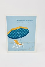 Compendium Umbrella and Chair