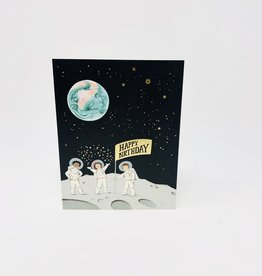 Joo Joo Paper Astronauts