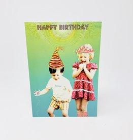 Papaya Happy bday Kids