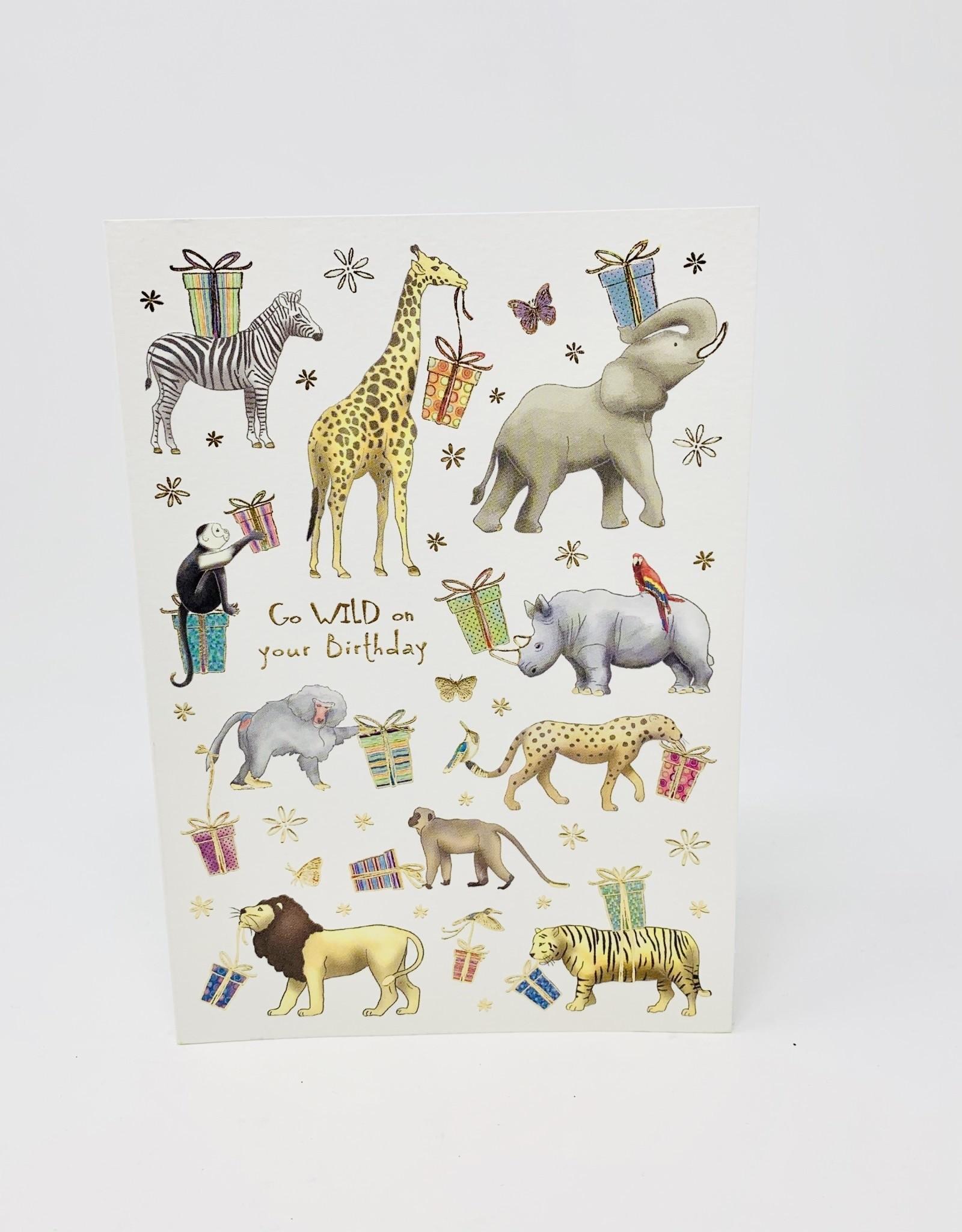 Design Design Forest Animals w/ Presents