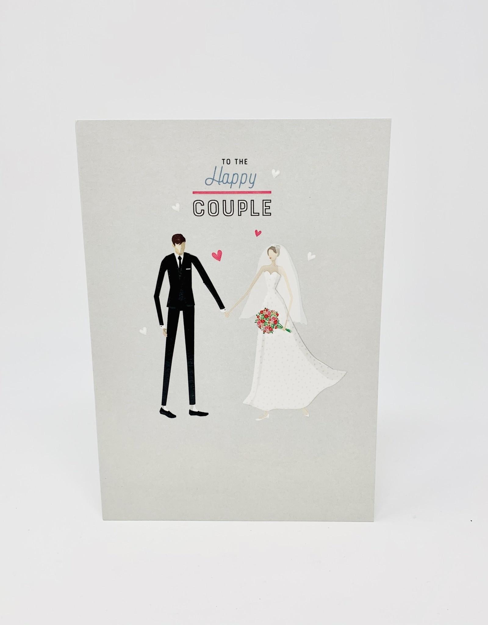 Notes & Queries Wedding couple