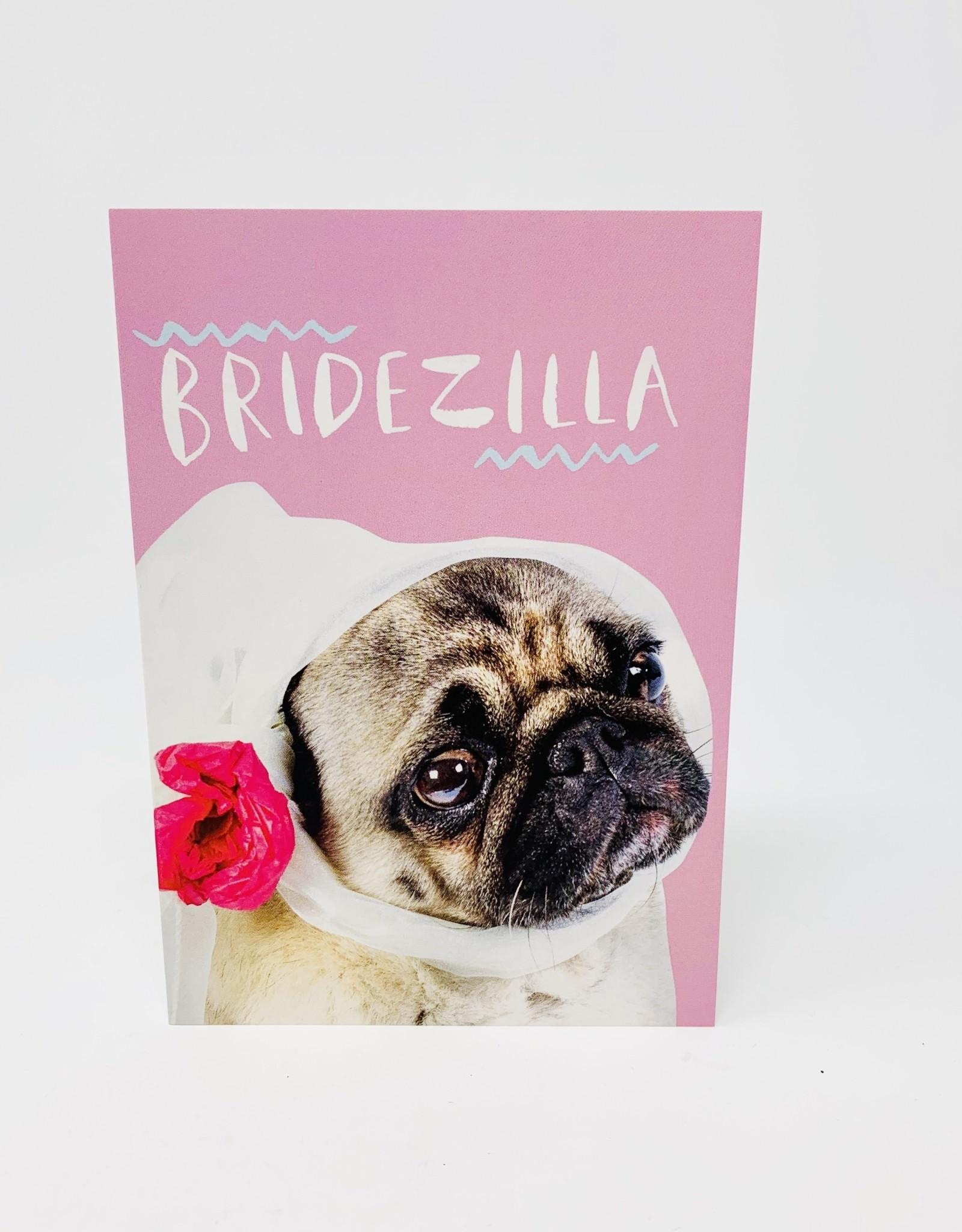 Nelson Line Bridezilla Pug