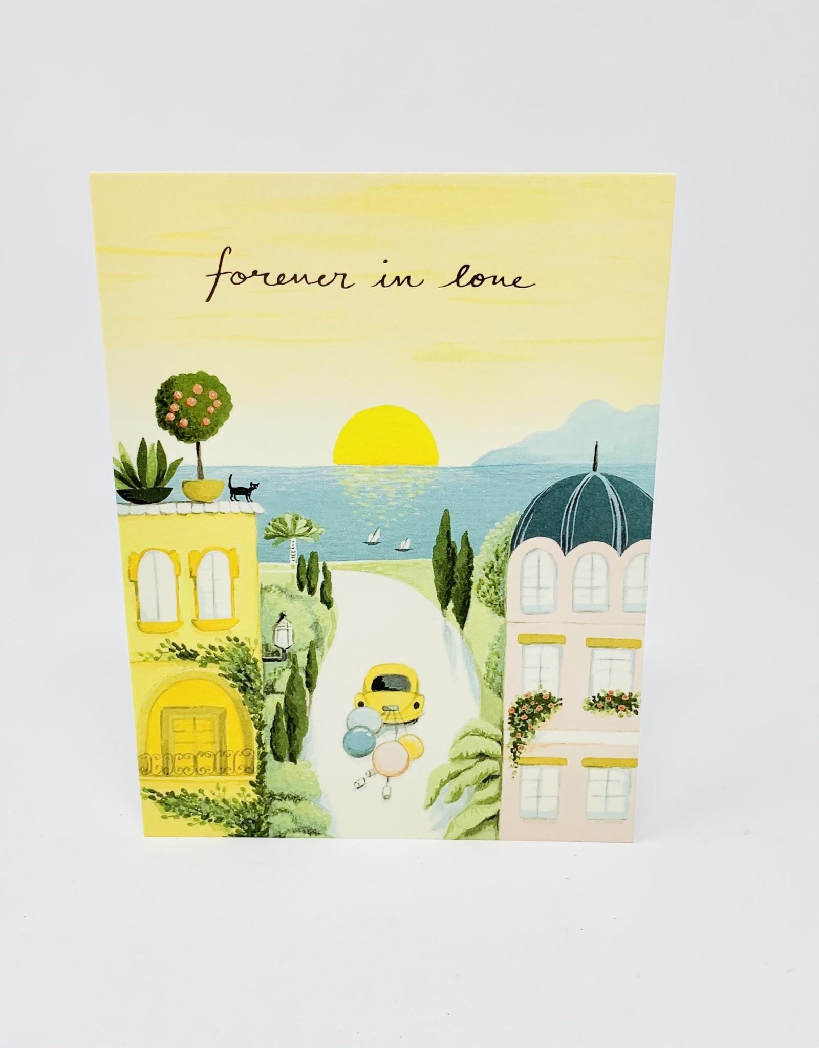 Joo Joo Paper Forever in love wedding