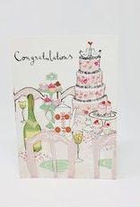 Design Design Congrats Wedding table