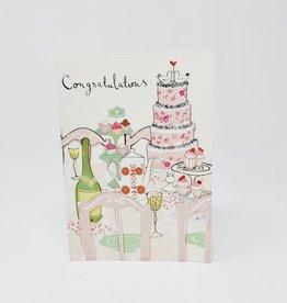 Design Design Congrats Wedding table