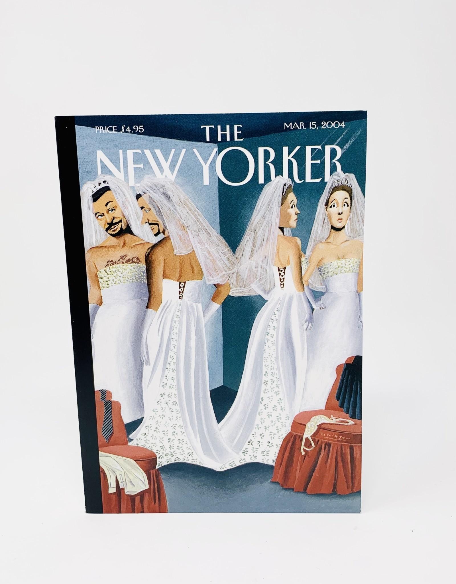 Nelson Line wedding dress