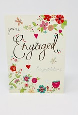 Notes & Queries Your engaged-Hearts/Flowers