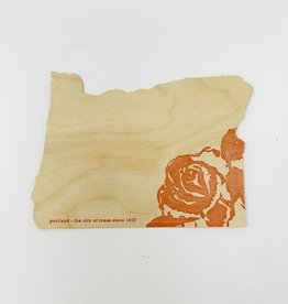 Oblation Paper Press Rose OR cut out