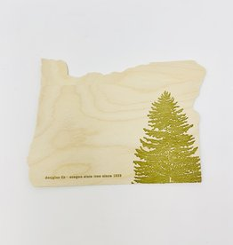 Oblation Paper Press Tree OR cut out