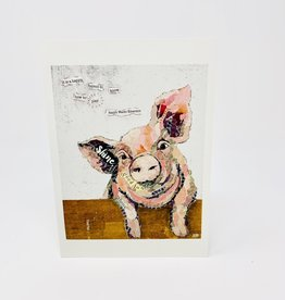 Found & Rewound Pig