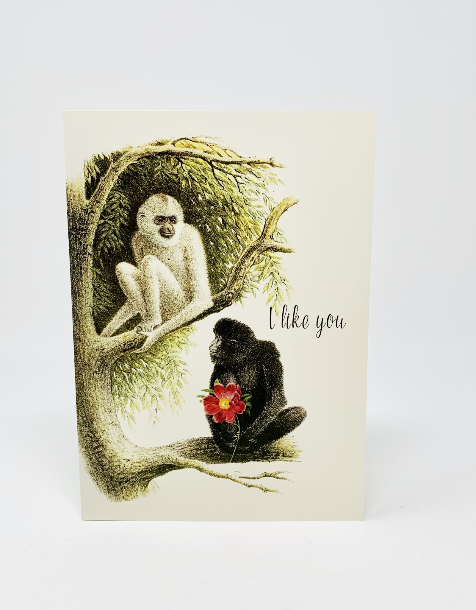 P. Flynn Design I like you w/ Glitter