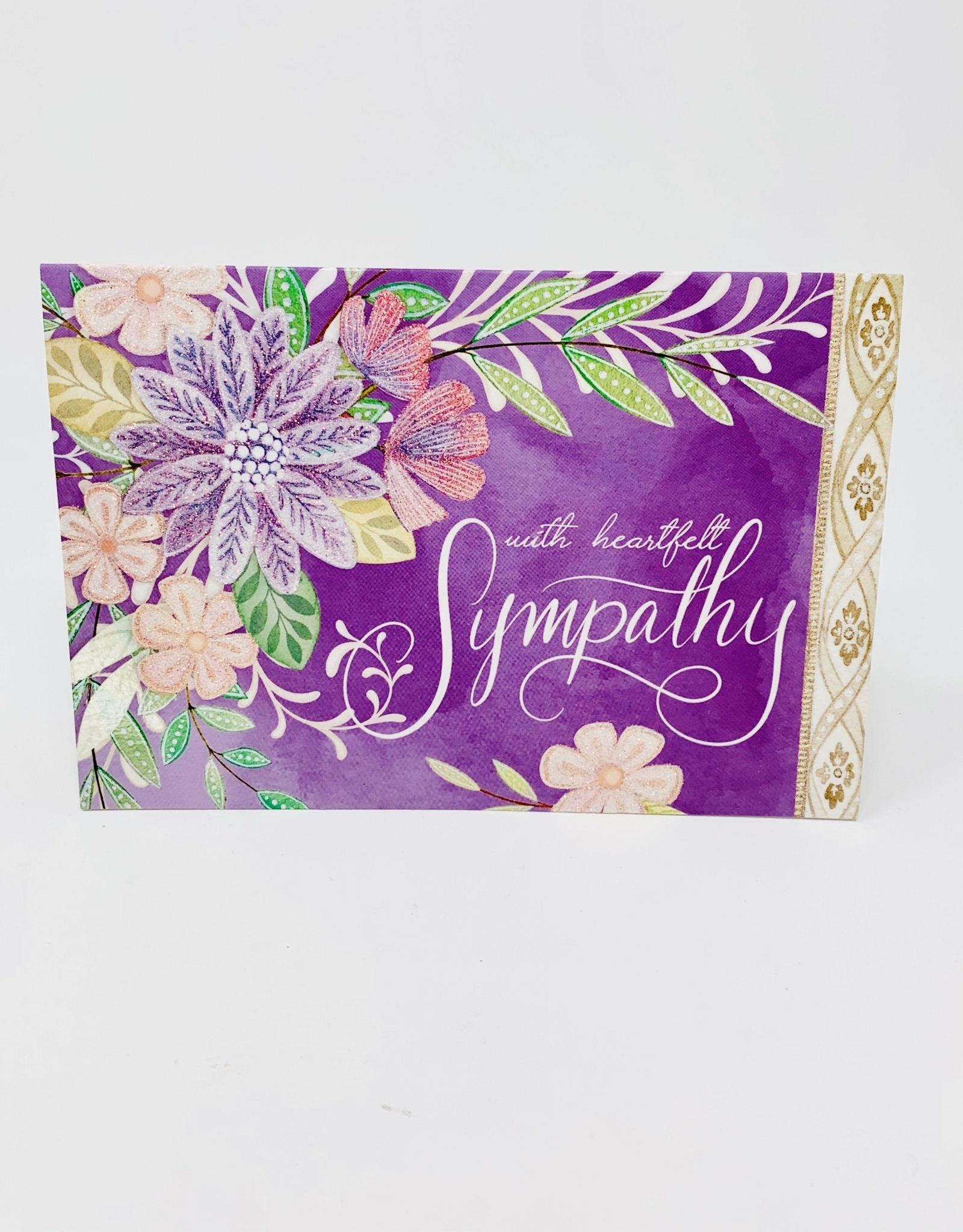 Pictura Purple flower and design