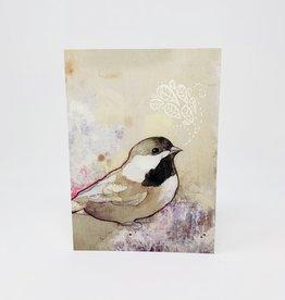 Collage Song Bird