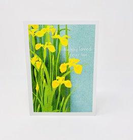 Studio Eleven Paper Yellow Iris