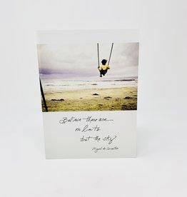 Bonair Daydreams Swingset at the Sea