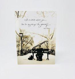 Bonair Daydreams Piano Man