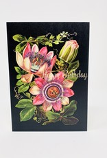 P. Flynn Design Happy Birthda Passionflower