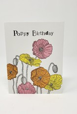 Painted Tounge Studio Icelandic Poppy Bday