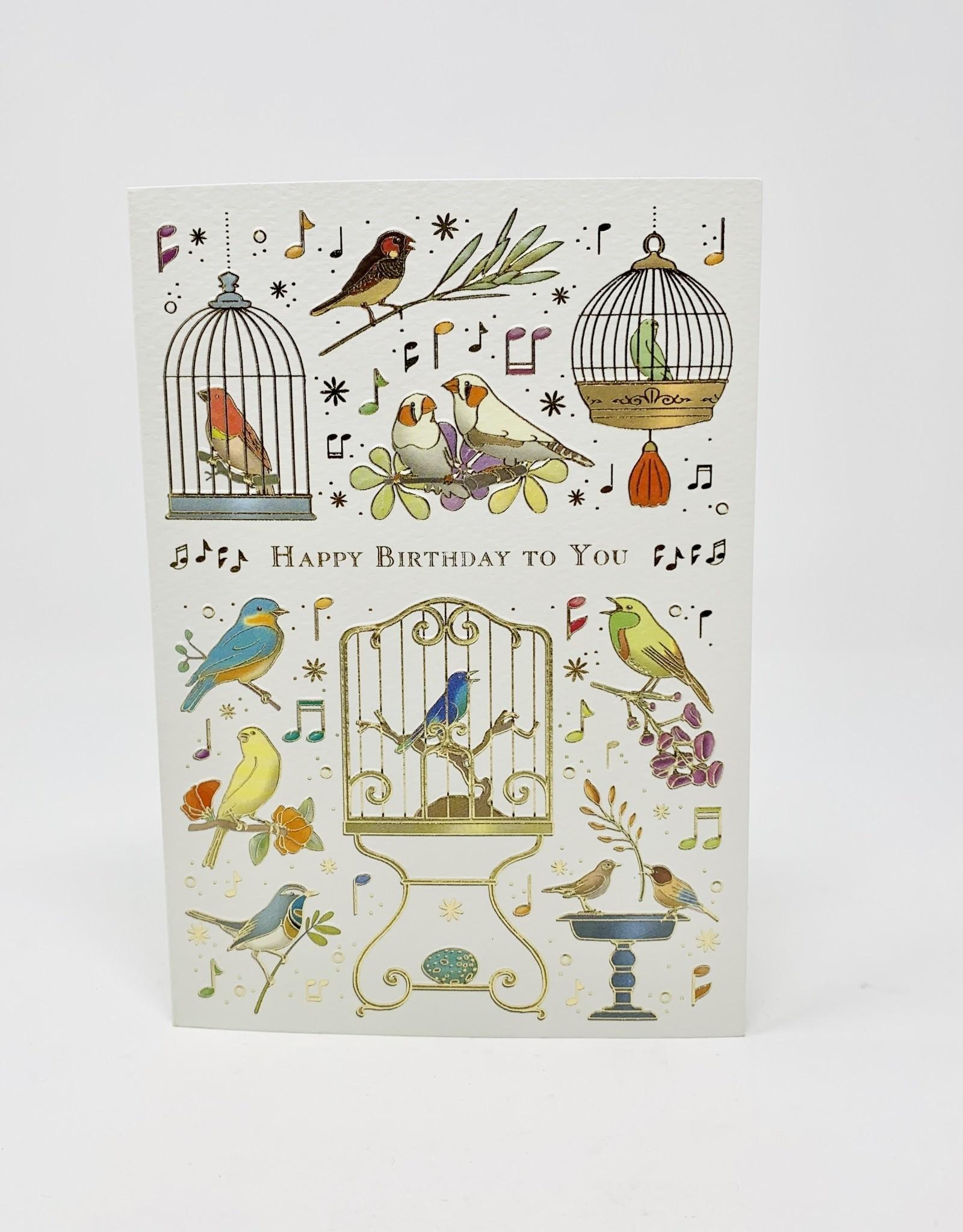 Design Design Singing birds