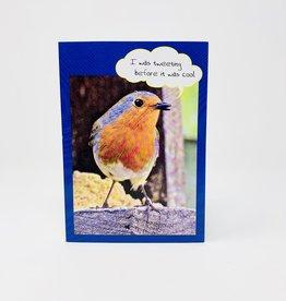 Design Design Bird Tweeting