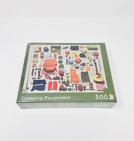 New York Puzzle Co. Camping Equipment