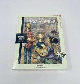 New York Puzzle Co. Hip Hops Puzzle