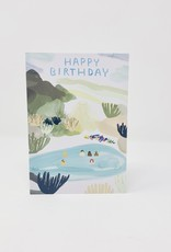 Roger La Borde Birthday Bathers
