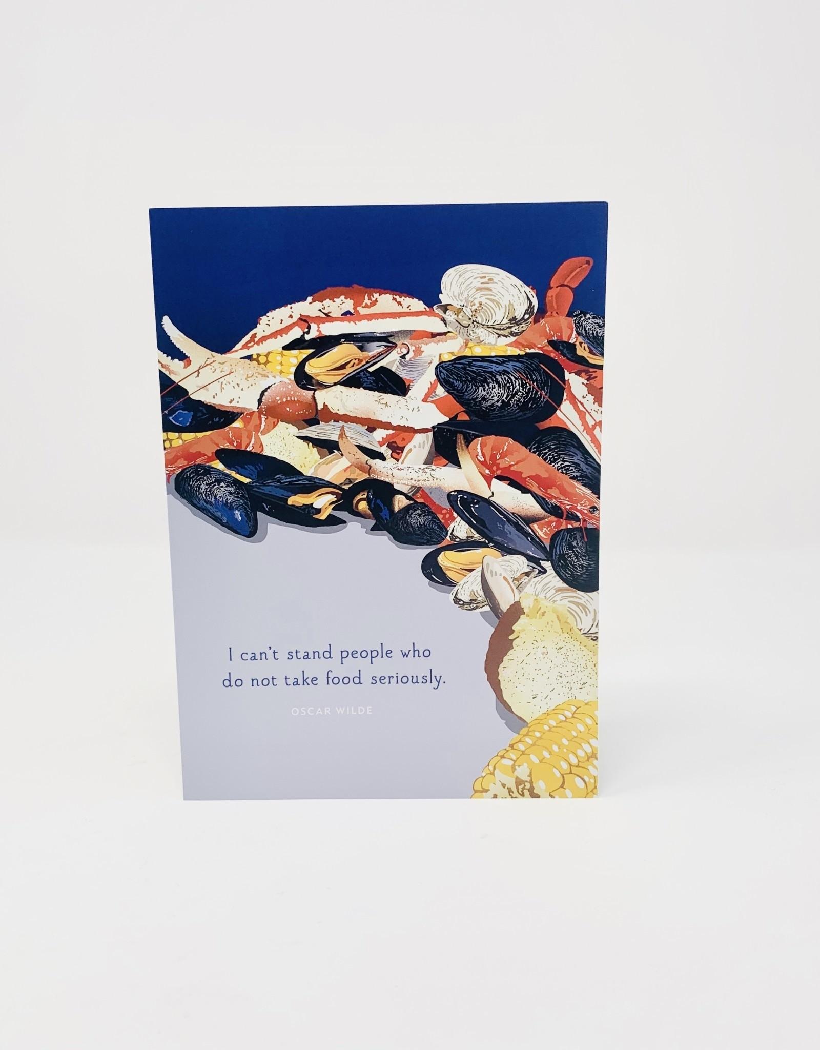Studio Eleven Paper Crab boil