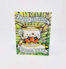 Mattea Studio Tea-rrific birthday
