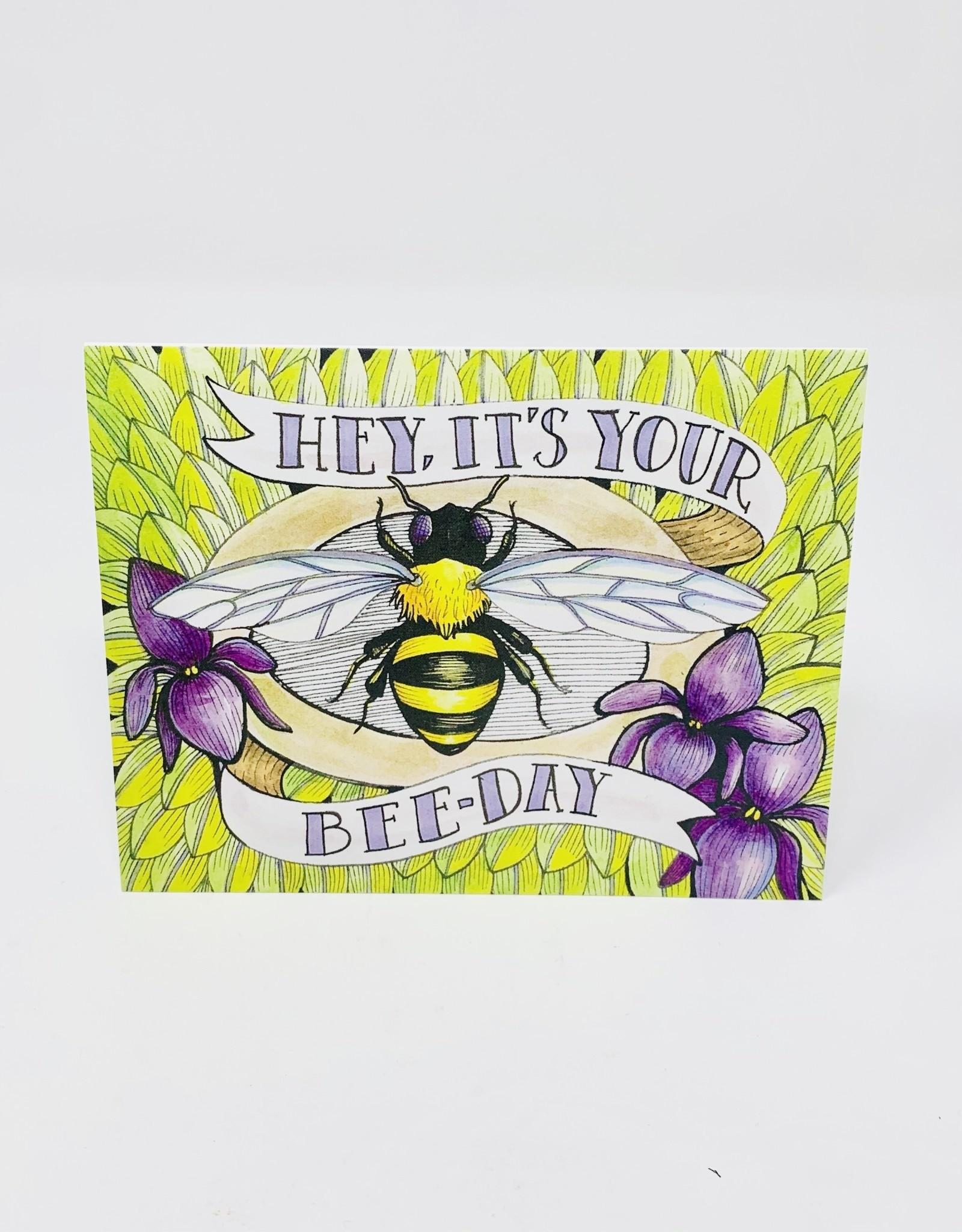 Mattea Studio It's Your Bee-Day