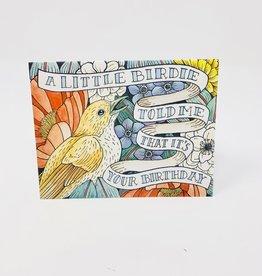 Mattea Studio A Little Birdie told me...