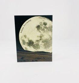 The Galek Sea Happy Birthday Cowboy Moon