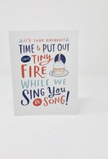 Emily McDowell Put out this Tiny Fire