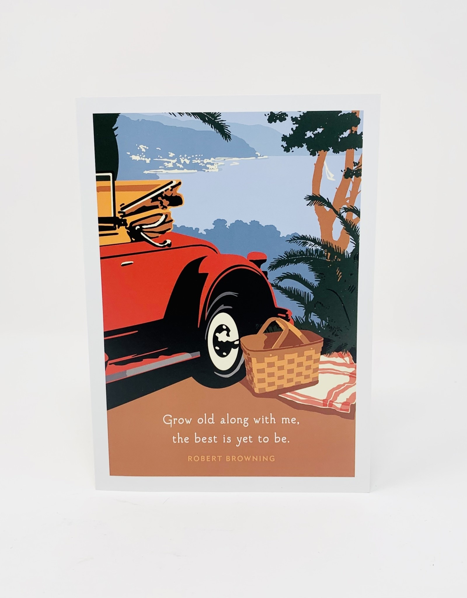Studio Eleven Paper Car picnic