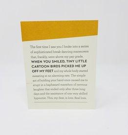 Compendium Carton Birds