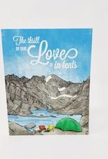 Waterknot Love is in Tents