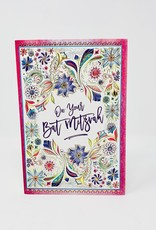 Pictura Pink Bordered Floral