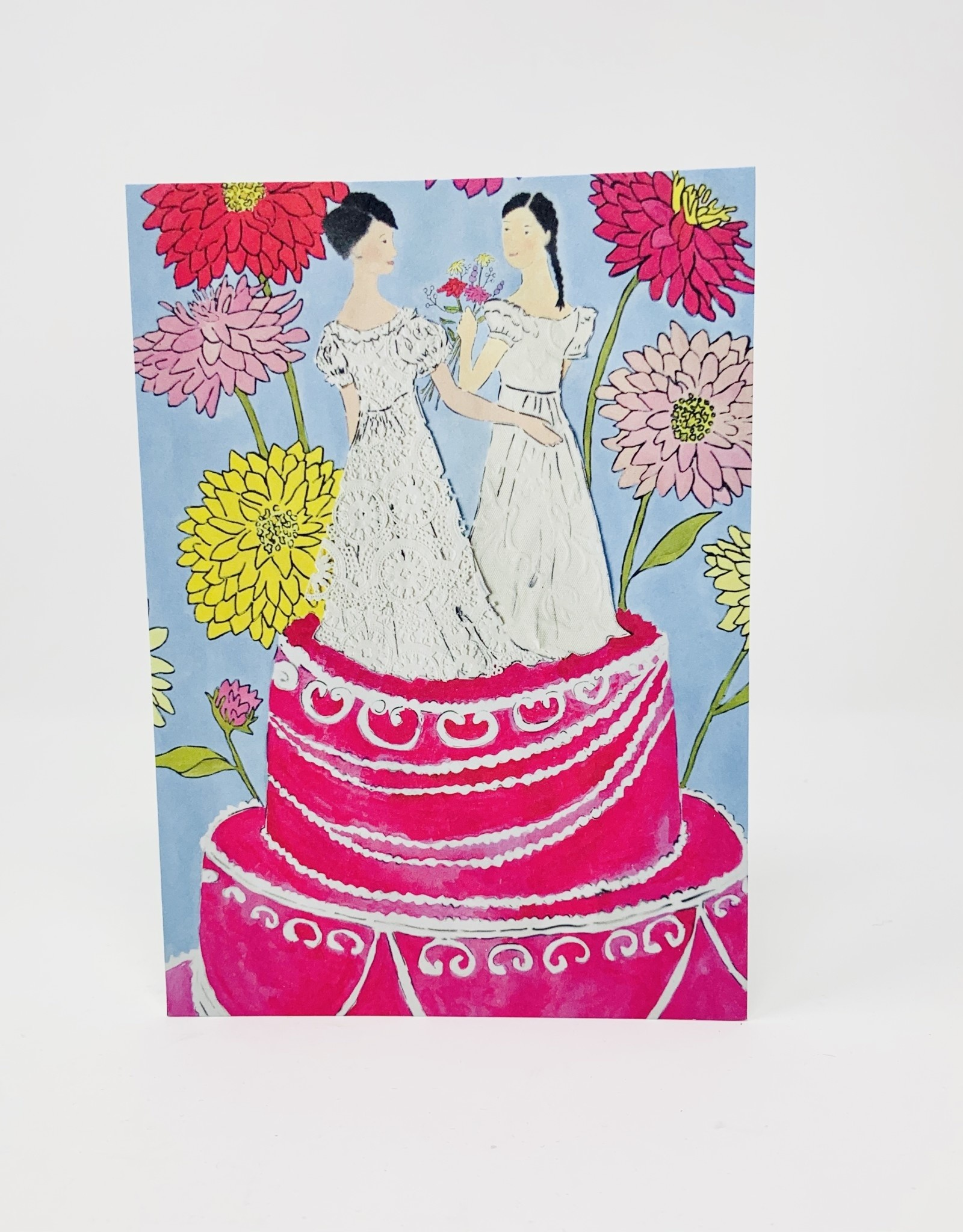 Artist to Watch Blushing Brides