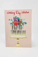 Design Design Wedding Day Wishes Cake
