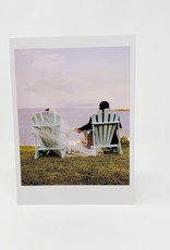 Palm Press Couple in Chairs