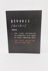 Emily McDowell Definition of Divorce