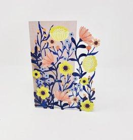 Roger La Borde Purp stems/Flowers Lazer